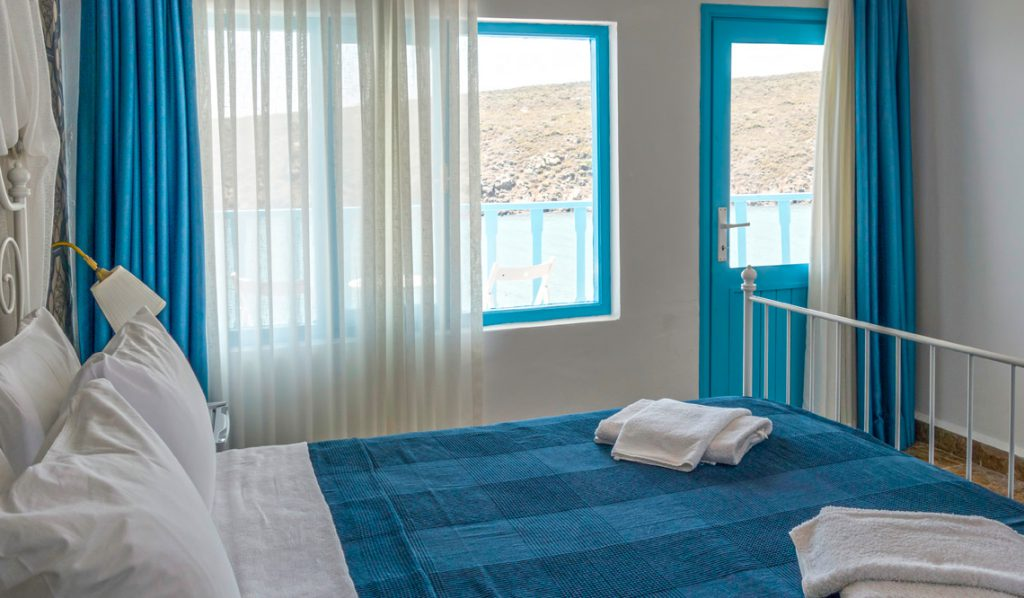 Deniz Manzaralı Yalı Odamız